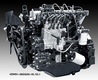 解放动力CA4DW91发动机