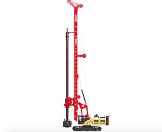 三一重工SR405R-W10旋挖钻