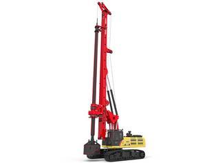 三一重工SR235-W10旋挖钻