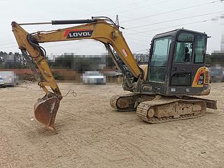 雷沃重工FR60E-H挖掘机