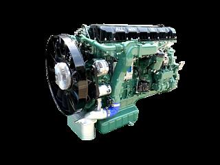 解放动力CA6DX1-66GG4发动机