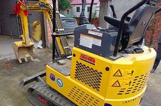 山东立派 R325XDSJBT 挖掘机