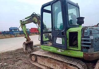 現代 R55-5 挖掘機圖片