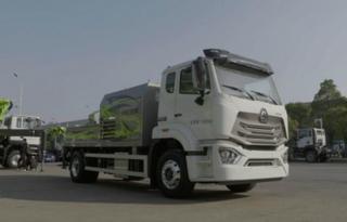 中联重科 ZLJ5150THBJF-10026R 车载泵