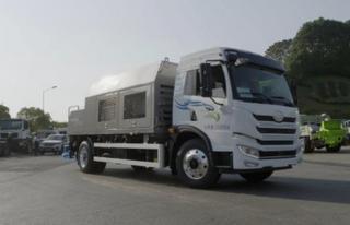 中联重科 ZLJ5150THBAF-10022R 车载泵