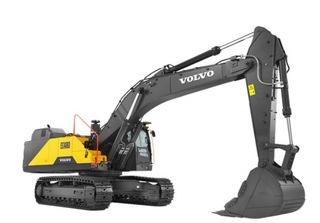 沃尔沃EC480挖掘机