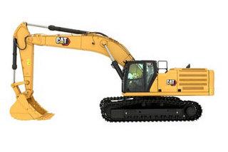 卡特彼勒新一代Cat®350挖掘机