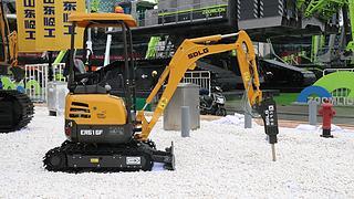 山东临工ER616F挖掘机