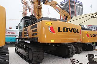 雷沃重工FR600E2-HD挖掘机