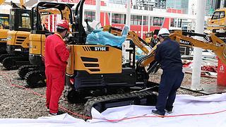 三一重工SY16E挖掘机