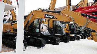 三一重工SY135C Pro挖掘机