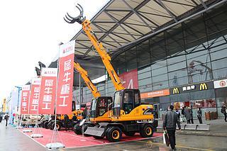 犀牛重工 XN100 挖掘机