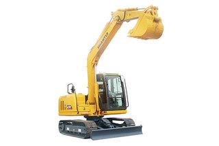 山推挖掘机 SE75-9W 挖掘机图片