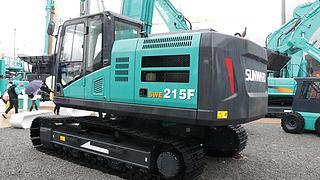 山河智能SWE215F-1挖掘机