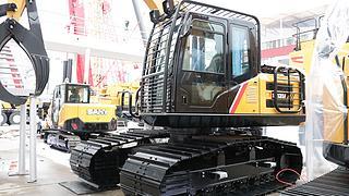 三一重工 SY135F 挖掘机