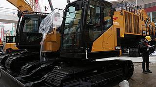 三一重工SY155U挖掘机