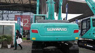 山河智能 SWE210挖掘机
