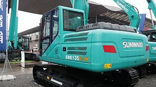山河智能SWE135E-3H挖掘机