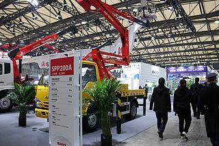 sanySPP200A高空作业机械