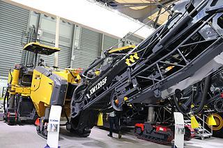徐工 XM1205F 铣刨机