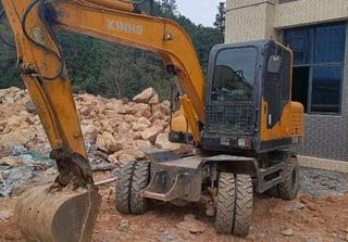 xinhaoXH75L挖掘机