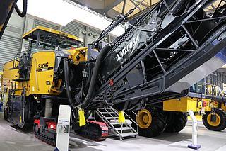 徐工 XM2005K 铣刨机