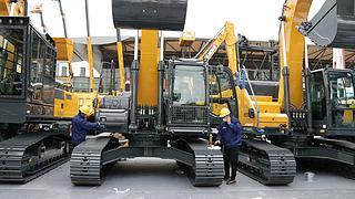 徐工XE245DK MAX挖掘机