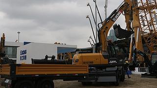 徐工XE155WD挖掘机