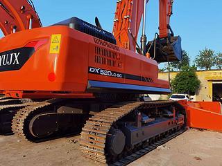 松宇机械DX500LC-9C挖掘机
