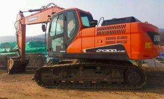 斗山DX215-9CN挖掘机