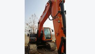 斗山DX150LC-9CN挖掘机