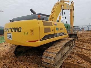 住友SH250-6挖掘机