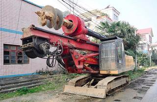 利达重工LD-515旋挖钻