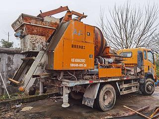 民和重工T6V-30-450ES拖泵