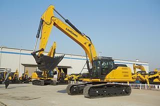 柳工CLG933F挖掘机