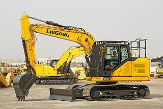 柳工 CLG913F 挖掘机
