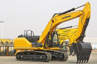 柳工CLG936F挖掘机
