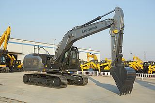 柳工CLG922F-EV挖掘机