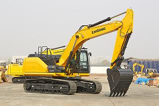 柳工CLG930F挖掘机