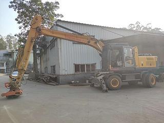 重庆勤牛 QNL225Z 挖掘机