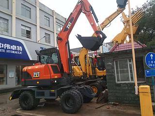 卓特ZT-75W挖掘机