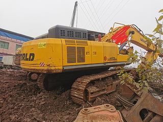 沃得重工W2485挖掘机