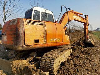 zhenyuZY80-6挖掘机