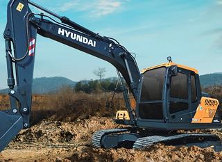 现代 R130VS PRO 挖掘机