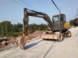 山河重工SH75-9M挖掘机