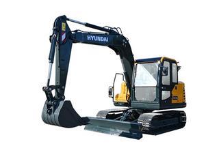 现代 HX75 挖掘机