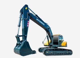 现代R275LVS PRO挖掘机