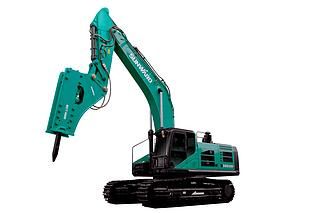 山河智能SWE600F挖掘机
