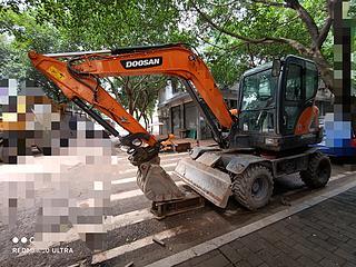 斗山DX60W-9CN挖掘机
