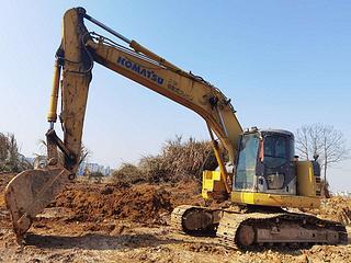 小松PC228US-3N0挖掘机